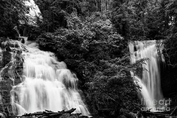 Photograph - Anna Ruby Twin Falls 2 by Bob Phillips