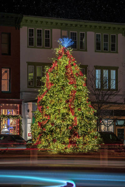 Wall Art - Photograph - Annapolis Christmas by Robert Fawcett
