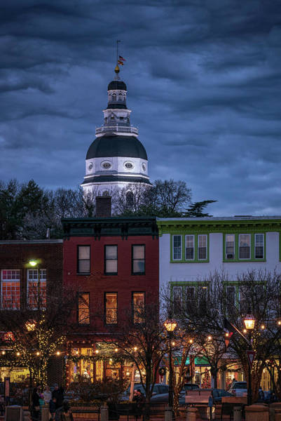 Wall Art - Photograph - Annapolis Life by Robert Fawcett