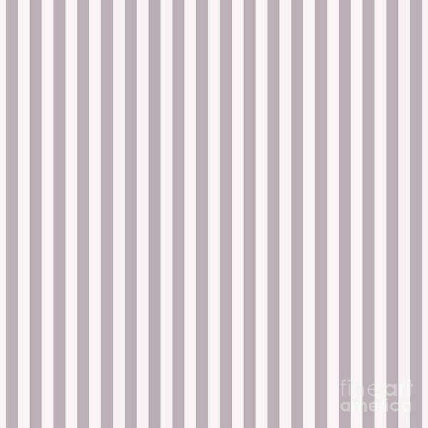 Photograph - Annas Song Soft Dusty Rose Stripes by Sharon Mau