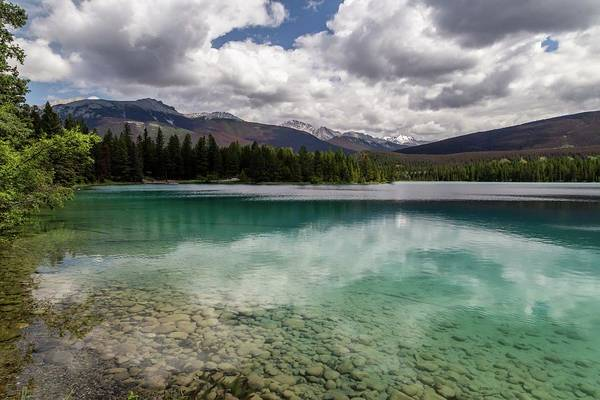 Photograph - Annette Lake by Paul Schultz