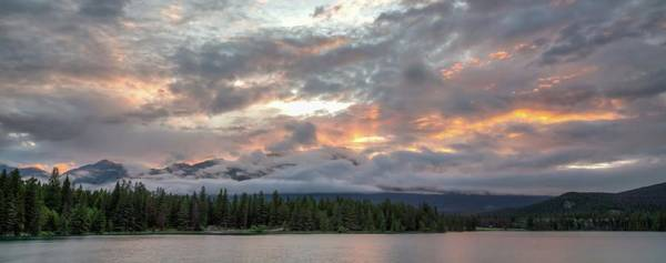 Photograph - Annette Lake Sunrise by Paul Schultz