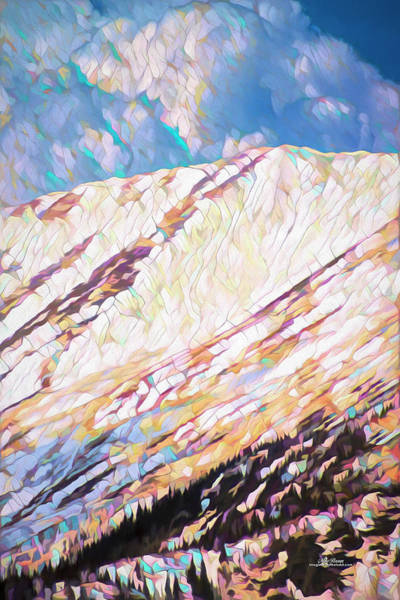Digital Art - Another Glorious Day In Colorado by Mike Braun