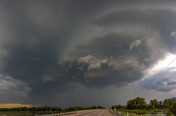 Photograph - Another Stellar Storm Chasing Day 0016 by NebraskaSC