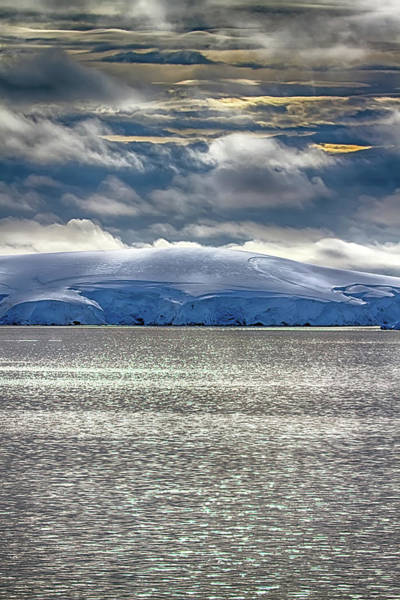 Wall Art - Photograph - Antarctic Morning by John Haldane