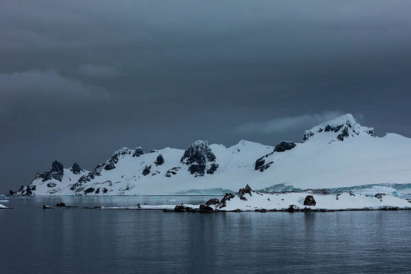 Emotion Photograph - Antarctic Peninsula, Antarctica by Mint Images/ Art Wolfe
