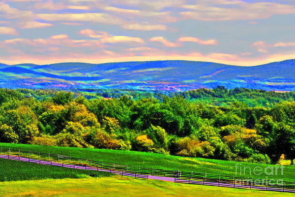 Photograph - Antietam Road by Patti Whitten