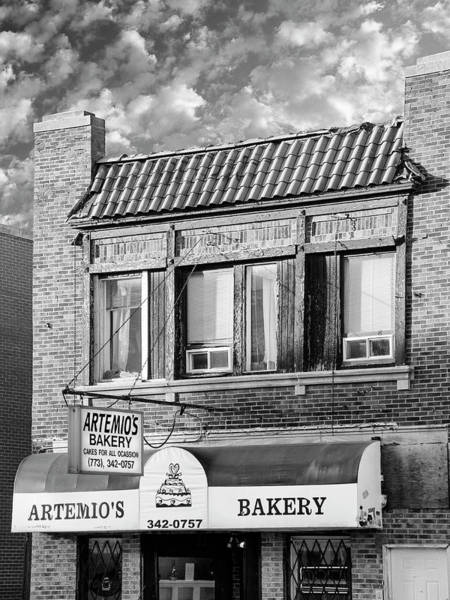 Wall Art - Photograph - Antique Bakery Chicago Bakery by William Dey
