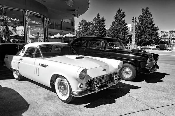 Photograph - Antique Cars Series 2621 by Carlos Diaz