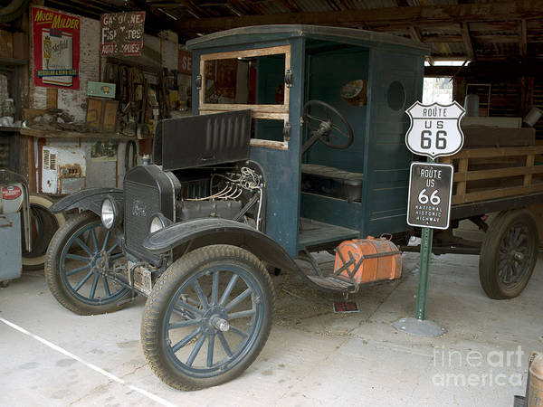 Photograph - Antique Pickup, 2009 by Carol Highsmith