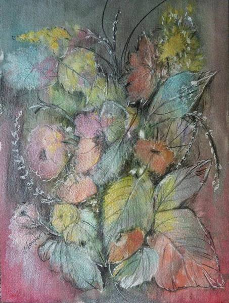 Painting - Antique Rose by Florence Ferrandino
