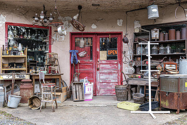 Wall Art - Photograph - Antique Shop by Sean Sweeney