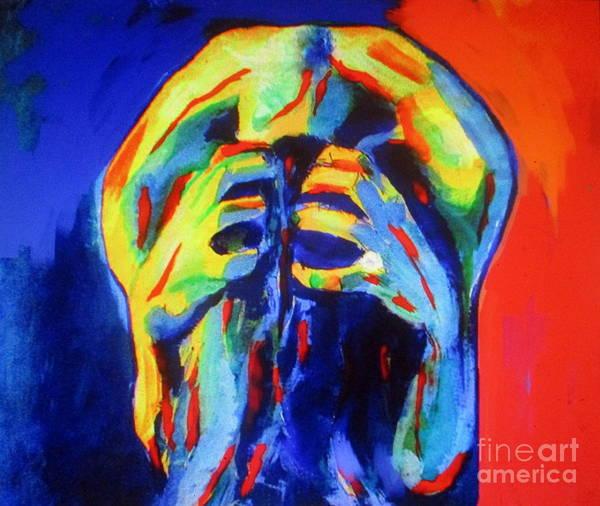 Painting - Anxiety by Helena Wierzbicki