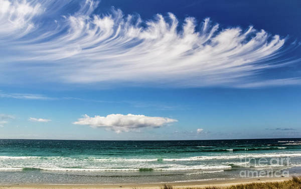 Photograph - Aotearoa - The Long White Cloud, New Zealand by Lyl Dil Creations