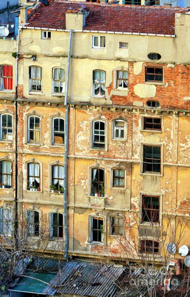 Turkiye Wall Art - Photograph - Apartment Living Istanbul by John Rizzuto