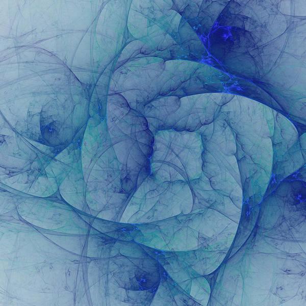 Digital Art - Aphrodite Experiment by Jeff Iverson