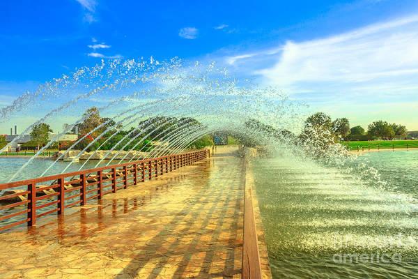 Wall Art - Photograph - Apire Park Lake by Benny Marty