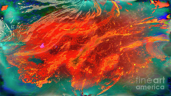 Digital Art - Apocalypse  by Eva-Maria Di Bella