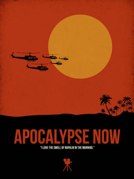 Wall Art - Digital Art - Apocalypse Now by Naxart Studio