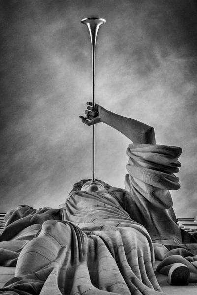 Ft Worth Wall Art - Photograph - Apocalypse by Stephen Stookey