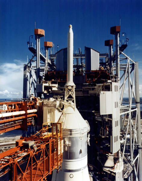 Wall Art - Photograph - Apollo 11, Launch Pad 39a, 1969 by Science Source