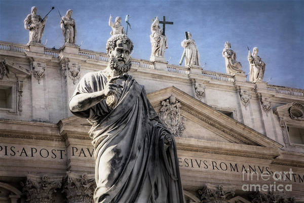 Photograph - Apostles And Saints by Scott Kemper