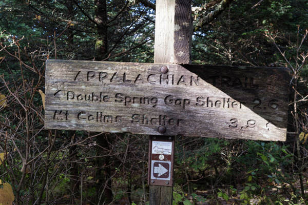 Photograph - Appalachian Sign by Joe Leone