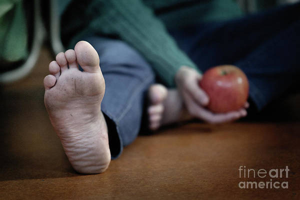Photograph - Apple #3516 by Andrey Godyaykin