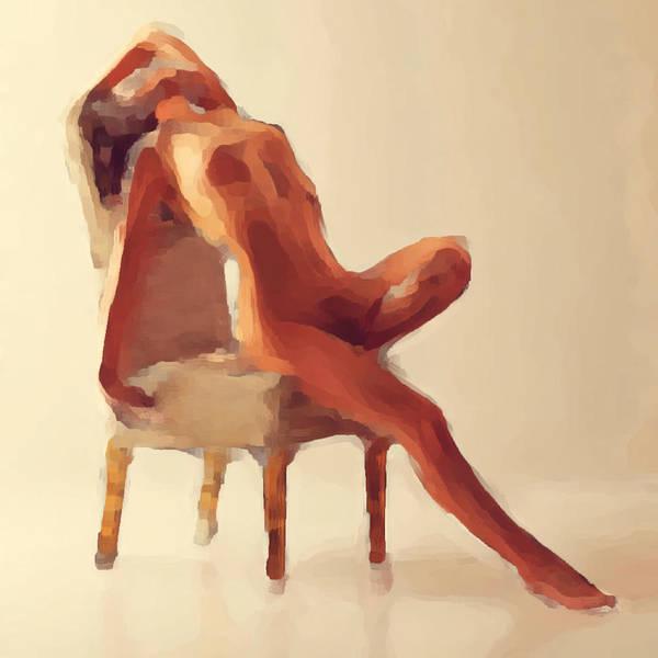 Digital Art - Apploravisti by Jeff Iverson