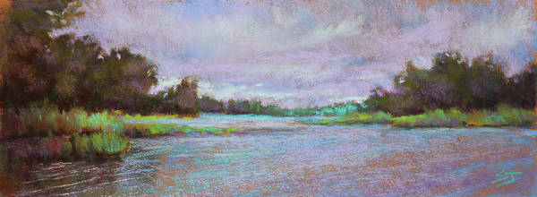 Painting - Approaching Peace by Susan Jenkins