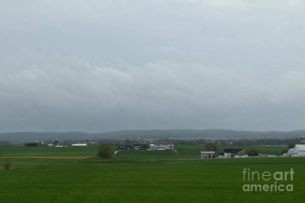 Photograph - April In Amish Country by Christine Clark