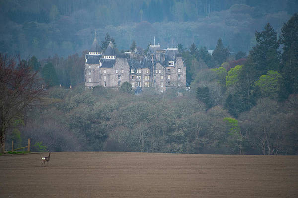 Photograph - April In Pitlochery Scotland by Bill Cannon