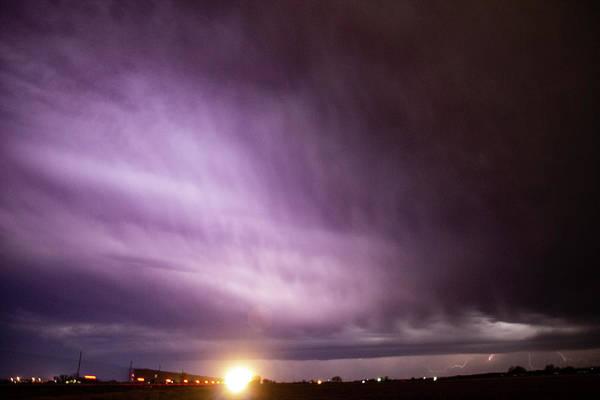 Photograph - April Thunderstorm Eye Candy 005 by Dale Kaminski