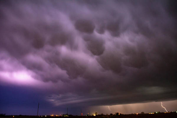 Photograph - April Thunderstorm Eye Candy 008 by Dale Kaminski