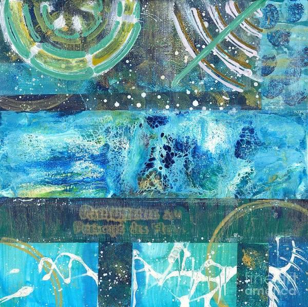 Painting - Aquarius  by Angelika GAIGL