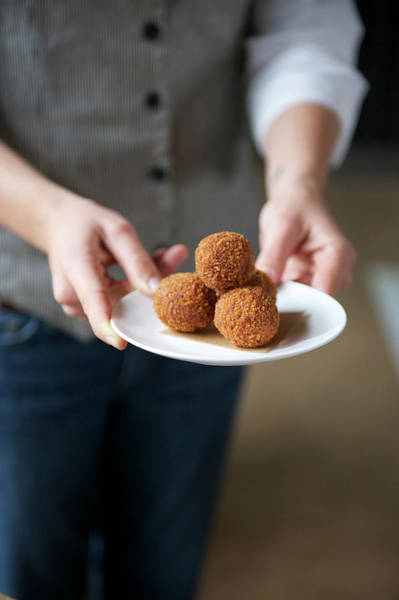 Sonoma County Photograph - Arancini by Hilary Brodey
