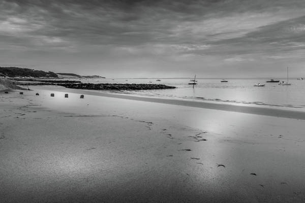 Photograph - Arcachon Seascape by Georgia Fowler