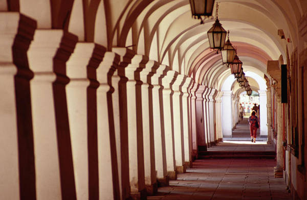Wall Art - Photograph - Arcades In Rynek Wielki Great Town by Witold Skrypczak