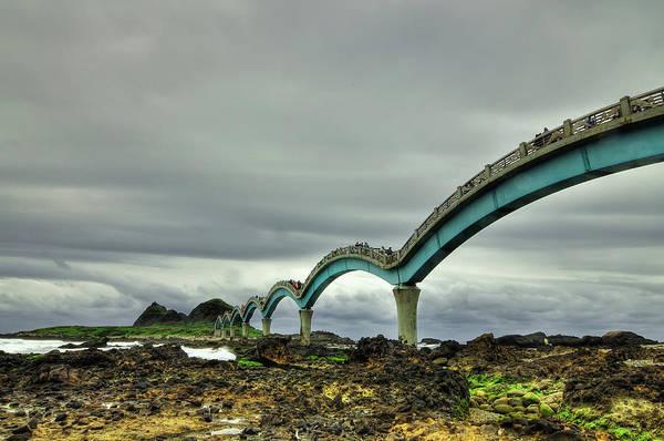 Taiwan Photograph - Arch Bridge by Taiwan Nans0410