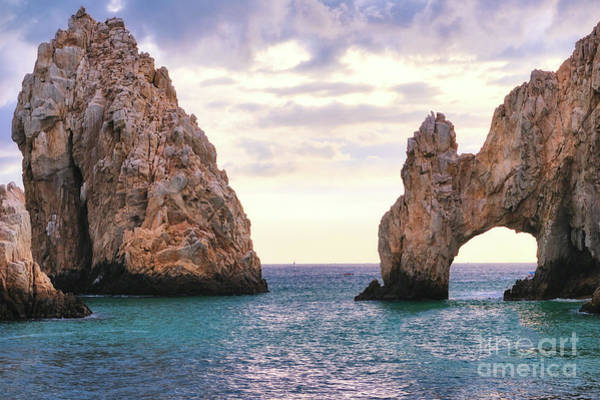 Cabo San Lucas Arch Wall Art - Photograph - Arch Of Cabo San Lucas by George Oze