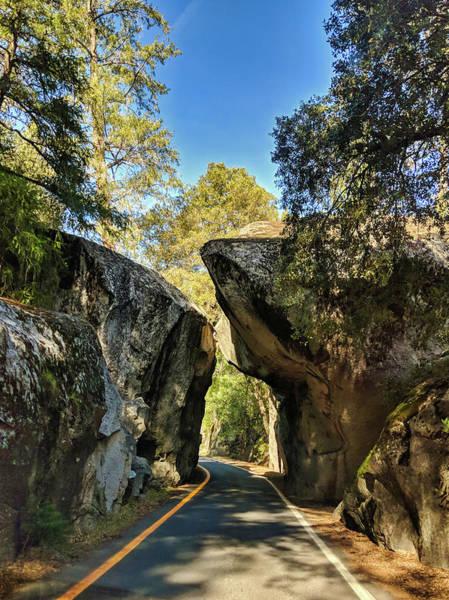 Photograph - Arch Rock Entrance by Portia Olaughlin
