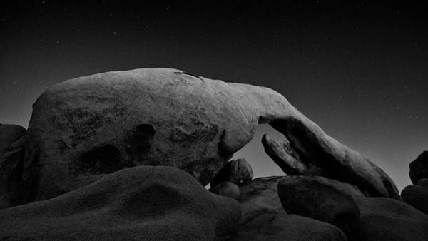 Wall Art - Photograph - Arch Rock Under The Stars - #3 by Stephen Stookey