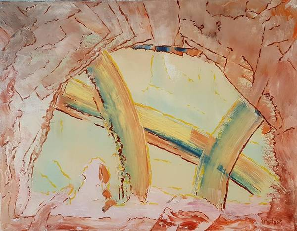 Painting - Arches by Dave Martsolf