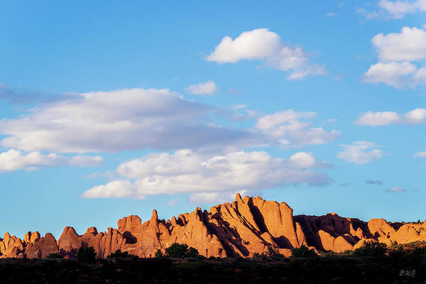Photograph - Arches Np Xxiii Color by David Gordon