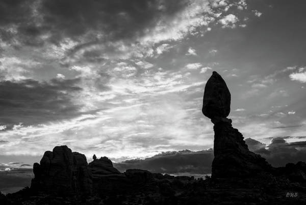 Photograph - Arches Np Xxiv Bw by David Gordon