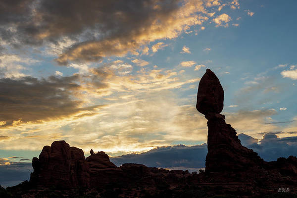 Photograph - Arches Np Xxiv Color by David Gordon