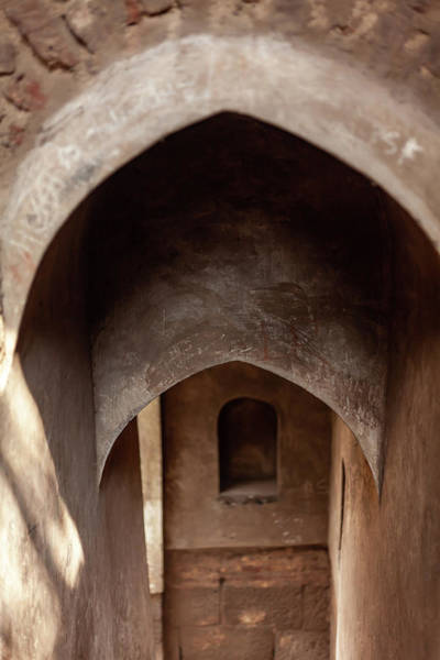 Photograph - Arches Of Shaniwar Wada by Fran Riley