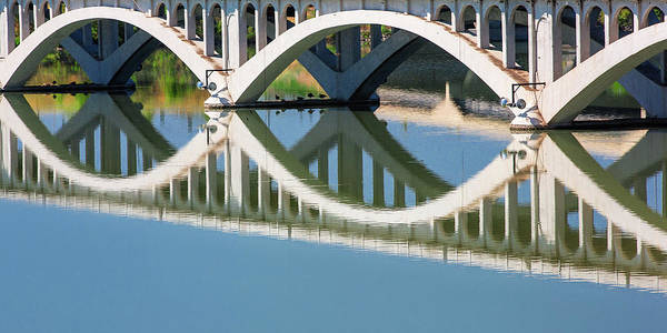 Photograph - Arches Reflected by Todd Klassy