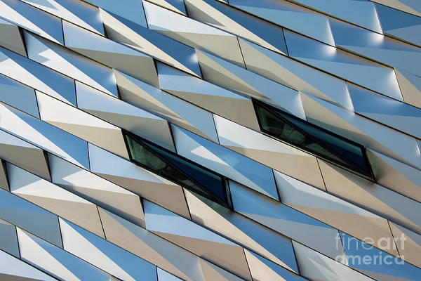 Photograph - Architectural Abstract by Bob Phillips