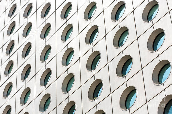 Steel Wall Art - Photograph - Architectural Abstracts by Daniel Fung